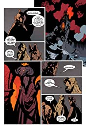 Hellboy in Hell #9