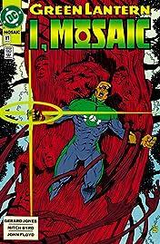 Green Lantern: Mosaic #11