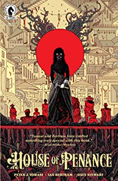 House of Penance #1