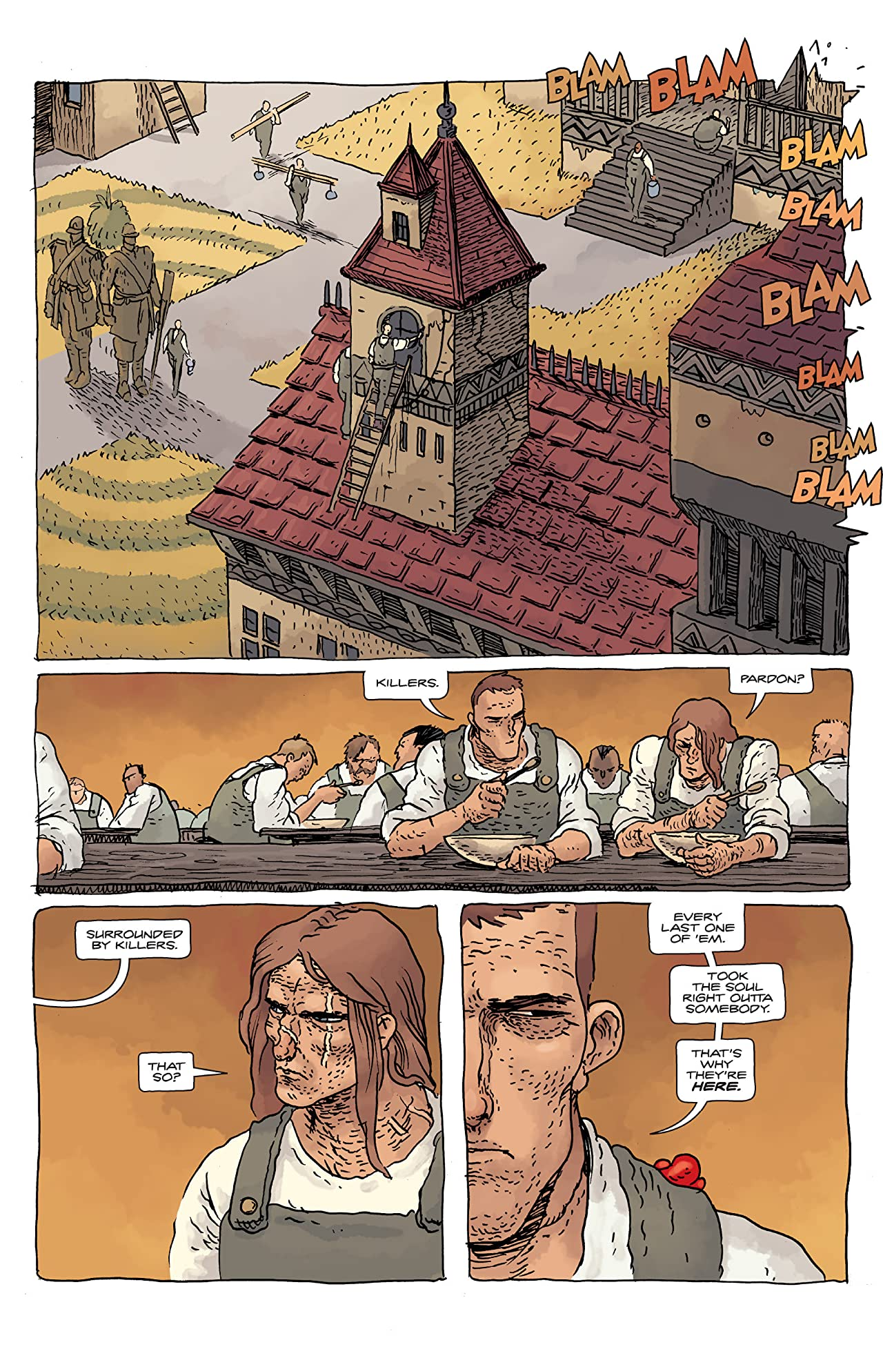House of Penance #2