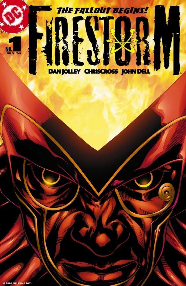 Firestorm (2004-2007) #1