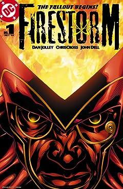 Firestorm (2004-2007) No.1