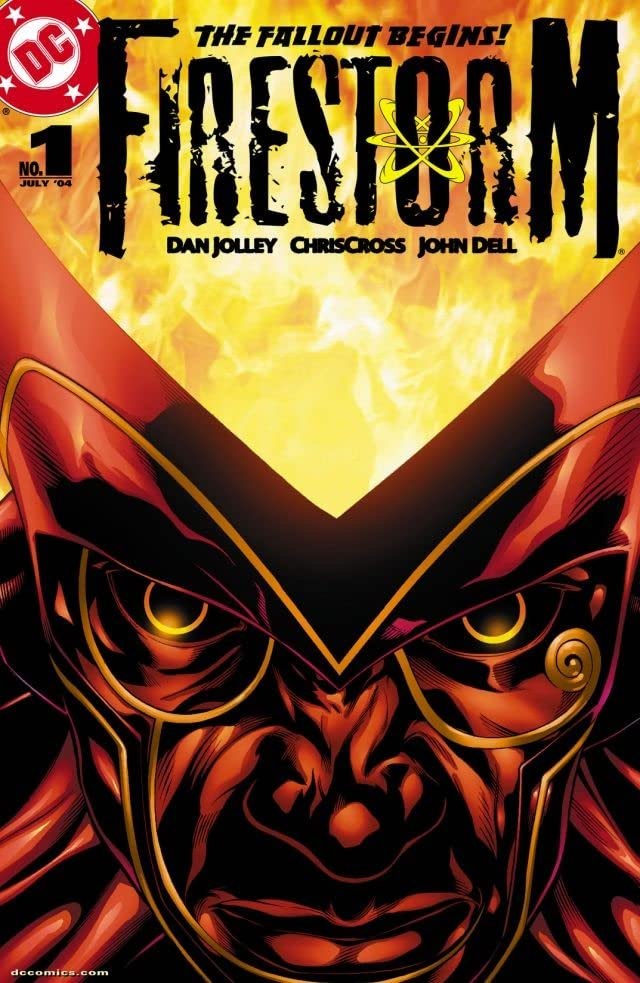 Firestorm: The Nuclear Man (2004-2007) #1