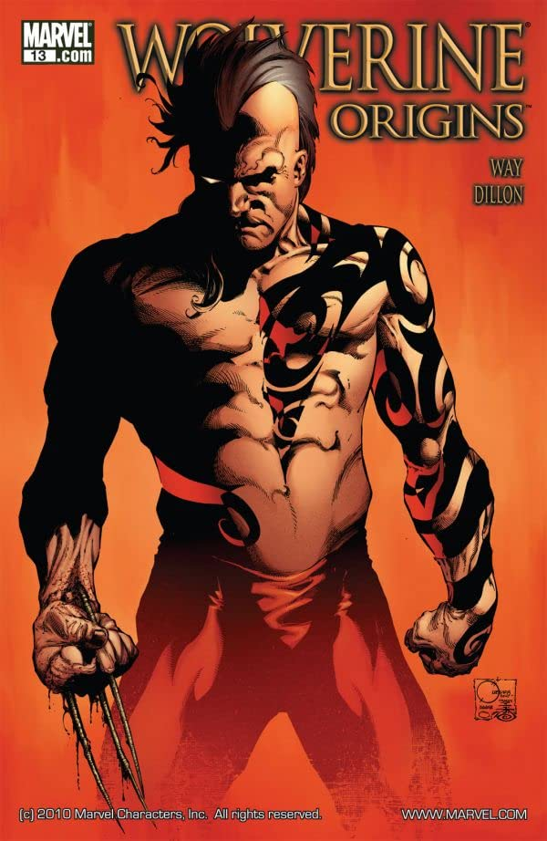 Wolverine: Origins #13