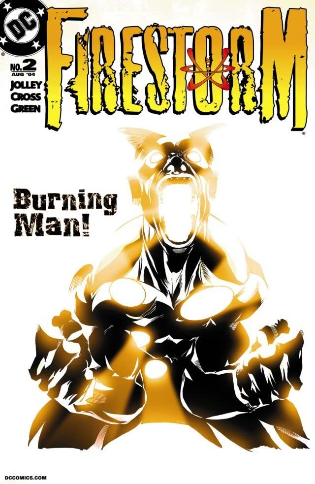 Firestorm: The Nuclear Man (2004-2007) #2