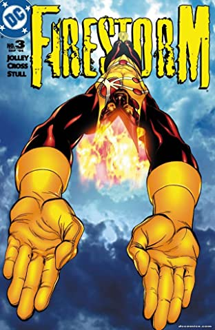Firestorm: The Nuclear Man (2004-2007) #3