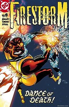 Firestorm (2004-2007) No.4