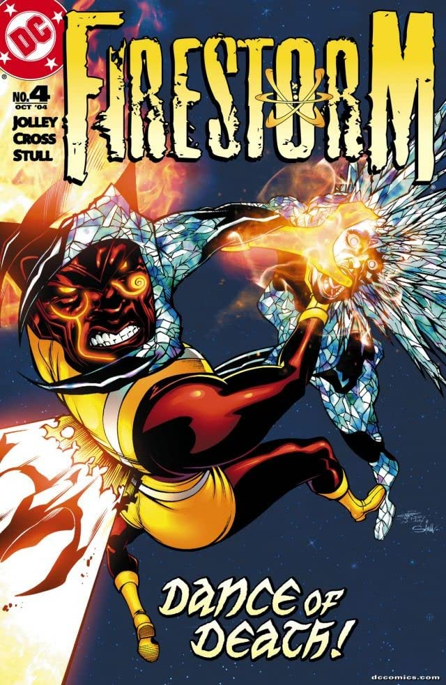 Firestorm: The Nuclear Man (2004-2007) #4