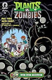 Plants vs. Zombies: Boom Boom Mushroom #10