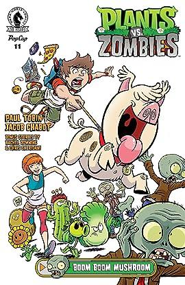 Plants vs. Zombies #11: Boom Boom Mushroom