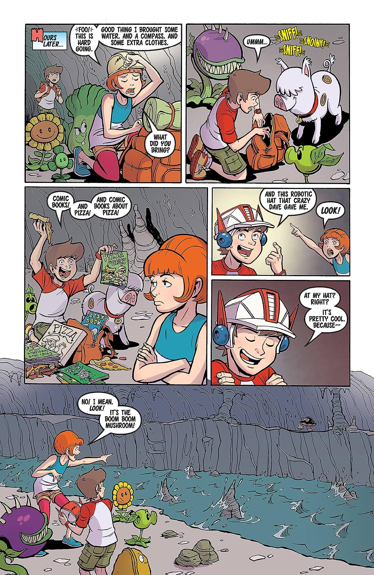 Plants vs. Zombies: Boom Boom Mushroom #11