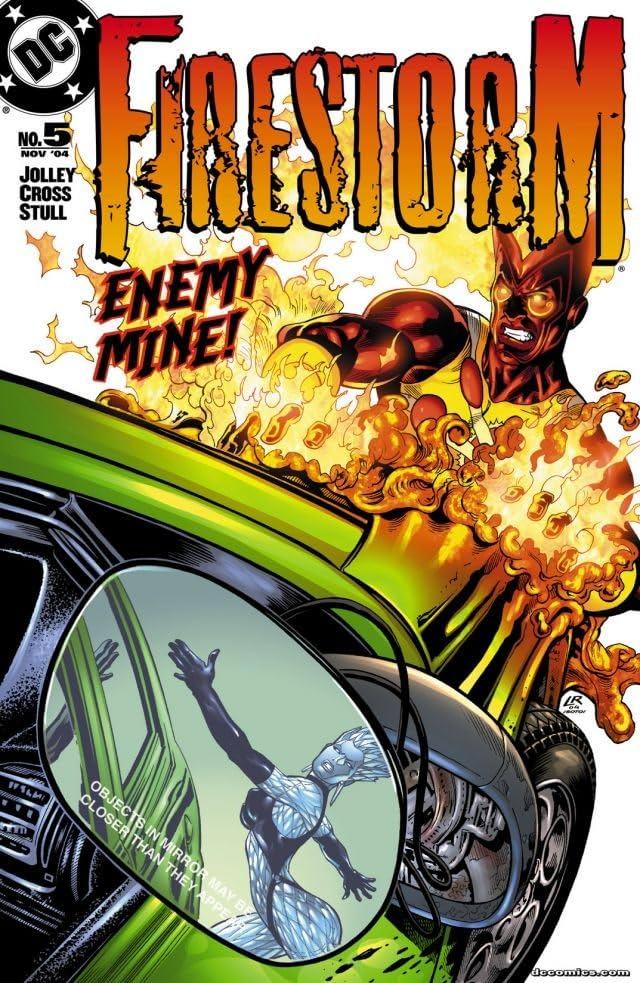 Firestorm (2004-2007) #5