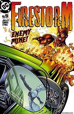 Firestorm (2004-2007) No.5