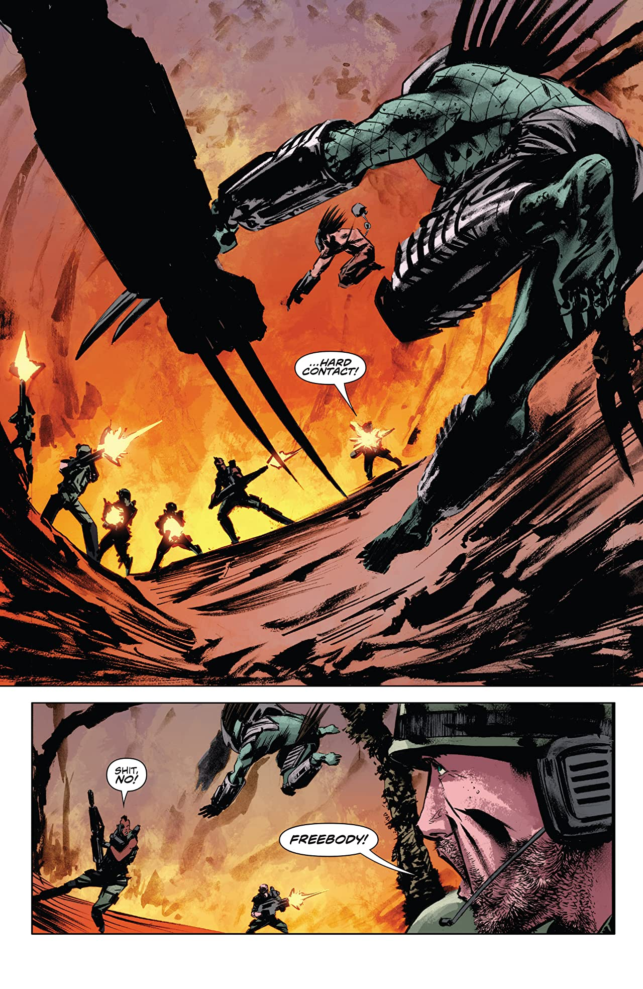 Predator: Life and Death #3