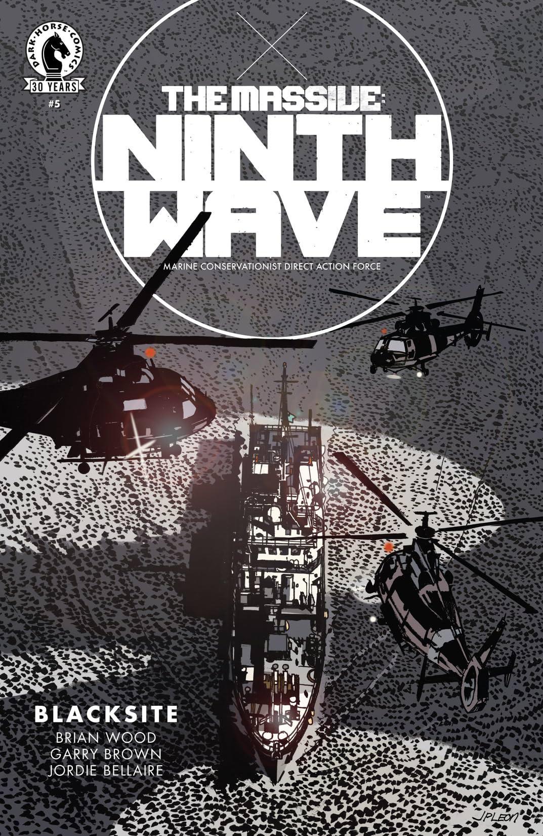 The Massive: Ninth Wave #5