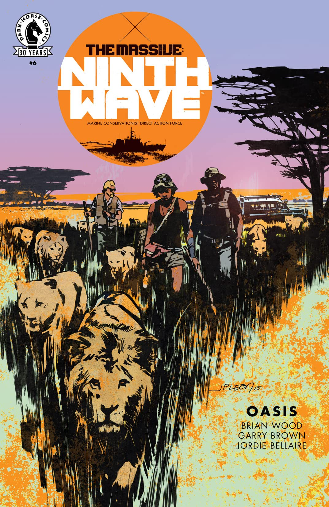 The Massive: Ninth Wave #6