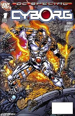 DC Special: Cyborg (2008) No.1 (sur 6)