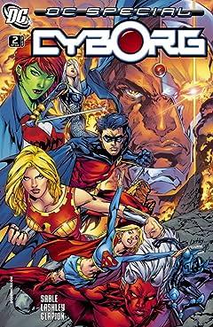 DC Special: Cyborg (2008) No.2 (sur 6)