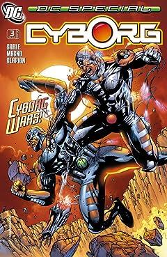DC Special: Cyborg (2008) No.3 (sur 6)