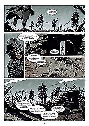 Dessous la montagne des morts Vol. 1