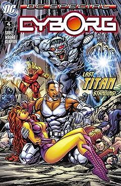 DC Special: Cyborg (2008) No.4 (sur 6)