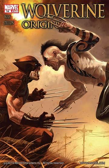 Wolverine: Origins #14