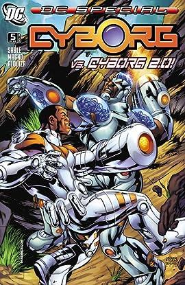 DC Special: Cyborg (2008) No.5 (sur 6)