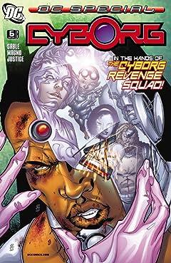 DC Special: Cyborg (2008) No.6 (sur 6)