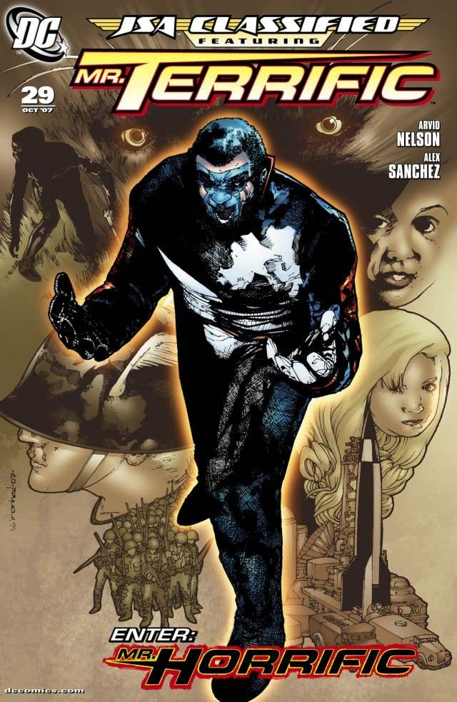 JSA: Classified #29