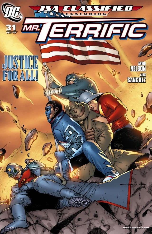 JSA: Classified #31