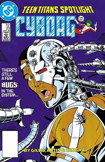 Teen Titans Spotlight (1986-1988) #20