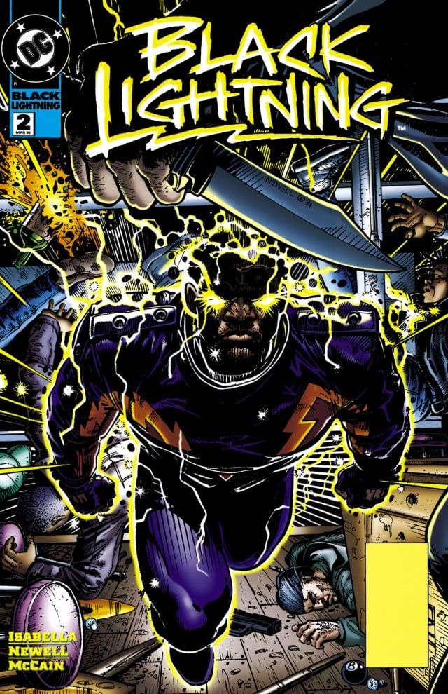 Black Lightning (1995-1996) #2