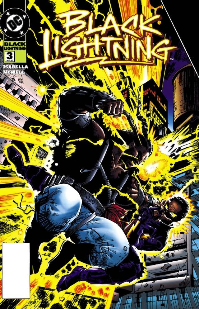 Image result for black lightning 1995