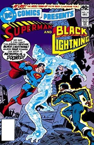 DC Comics Presents (1978-1986) No.16
