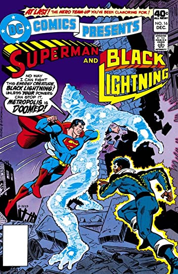 DC Comics Presents (1978-1986) #16