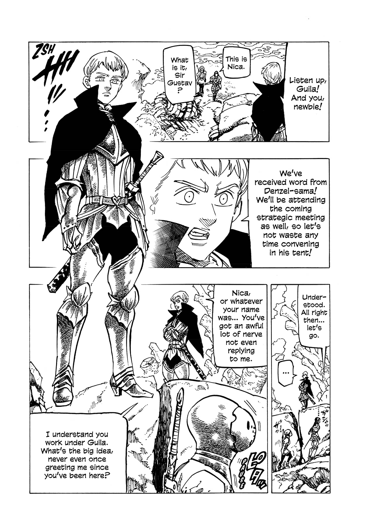The Seven Deadly Sins #168