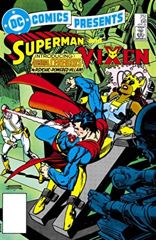 DC Comics Presents (1978-1986) #68