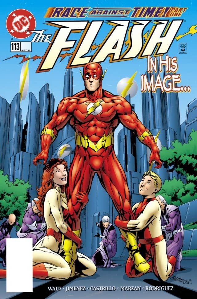 The Flash (1987-2009) #113