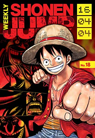 Weekly Shonen Jump Vol. 218: 4/4/2016