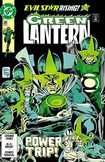 Green Lantern (1990-2004) #28