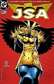 JSA (1999-2006) #36