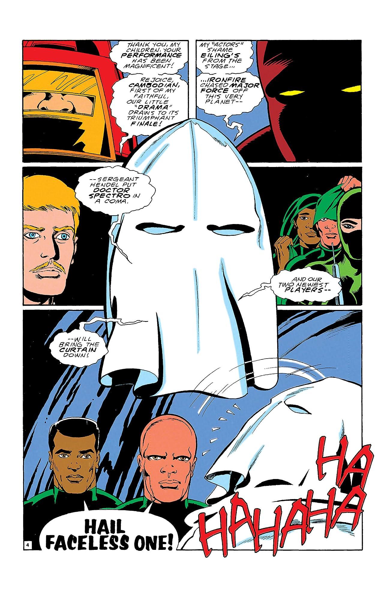 Captain Atom (1986-1991) #50