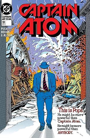 Captain Atom (1986-1991) #51