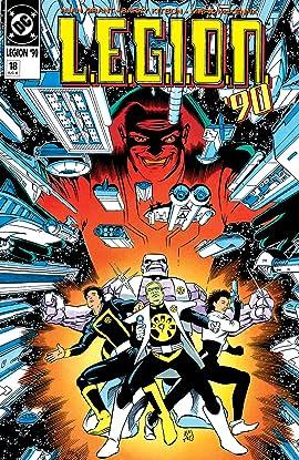 L.E.G.I.O.N. (1989-1994) #18