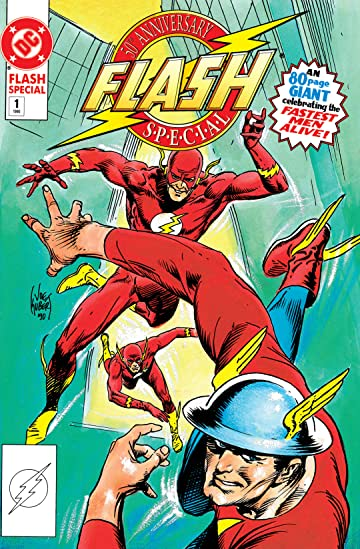 The Flash 50th Anniversary Special (1990) #1