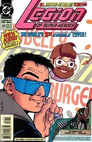 Legion of Super-Heroes (1989-2000) #49