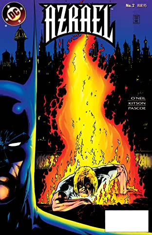 Azrael: Agent of the Bat (1995-2003) #2