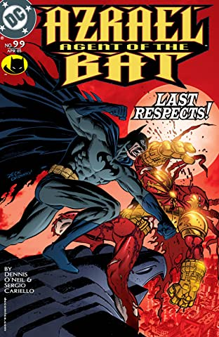 Azrael: Agent of the Bat (1995-2003) #99