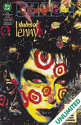 Shade, the Changing Man (1990-1996) #26