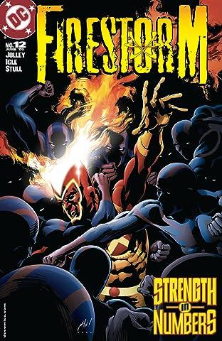 Firestorm (2004-2007) #12